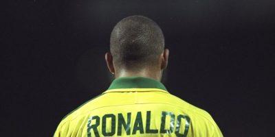 Como selecciónado de Brasil en 1998 Foto:Getty