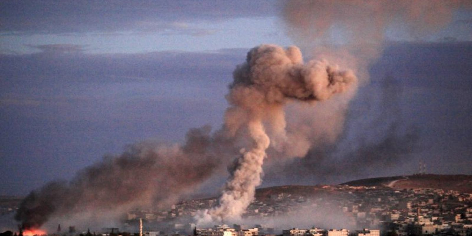 Estados Unidos admitió a la coalición internacional que pretende destruir al grupo yihadista Estado Islámico que los bombardeos no han sido suficientes. Foto:Getty