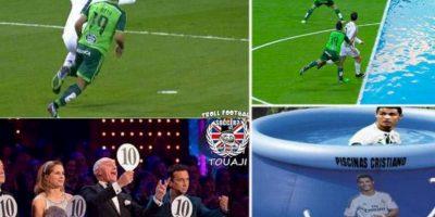 ¡Qué risa! Los mejores memes de futbolistas de 2014