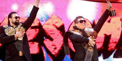 The Miz y Damien Mizdow Foto:WWE