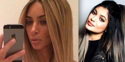 ¿Es Kylie Jenner quien más se parece a Kim Kardashian?