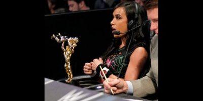 Expondra su título de las Divas contra la ex monarca AJ Lee Foto:WWE