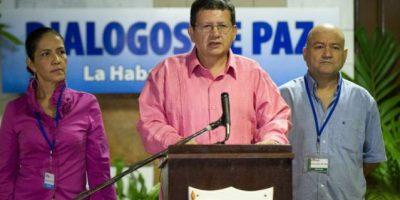 Las FARC rechazan que el Gobierno asocie el delito político con narcotráfico