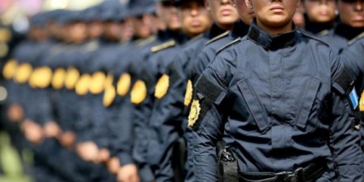 Policía de México capacita a agentes guatemaltecos en prevención del delito