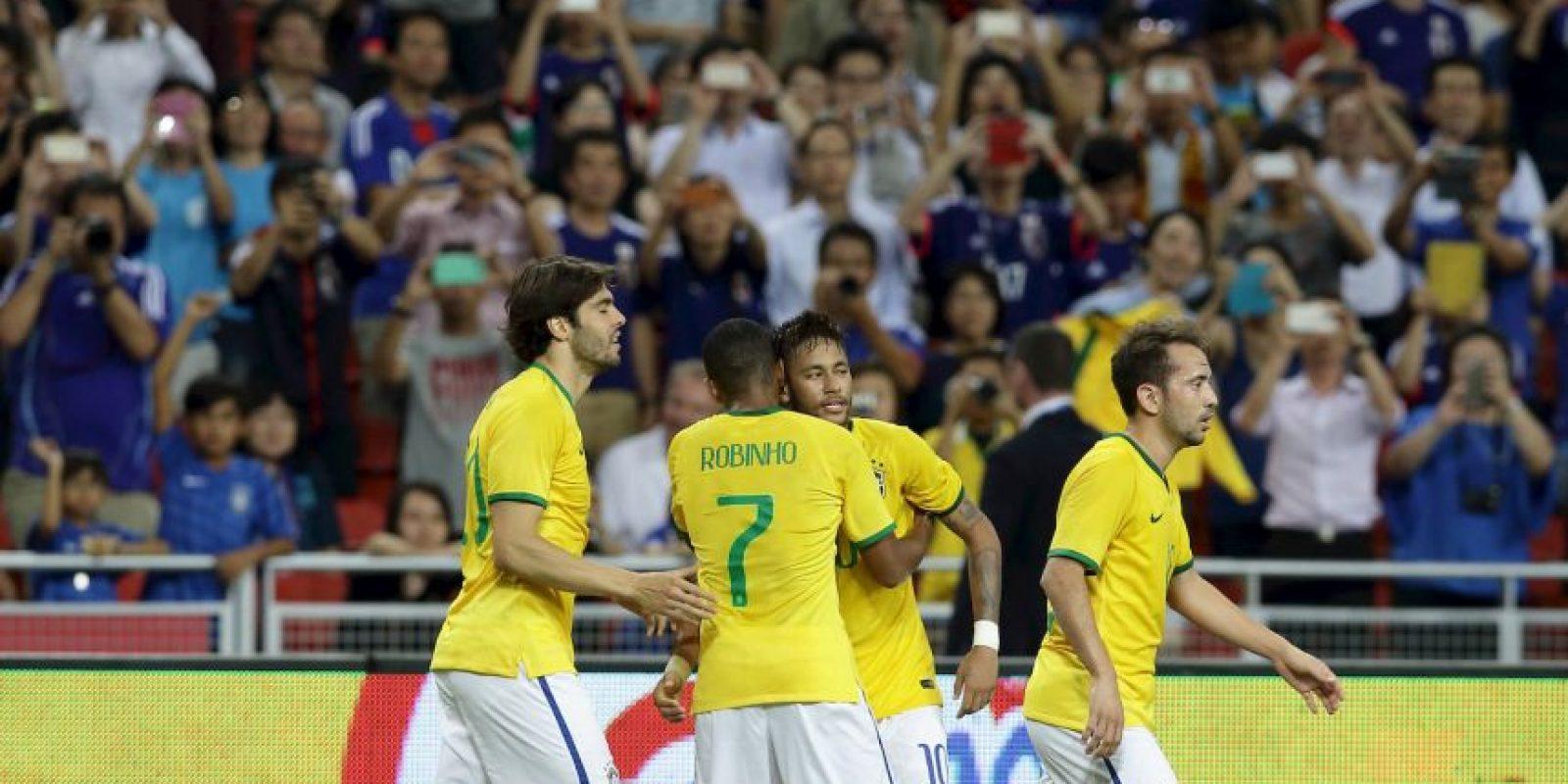 Y gracias a sus buenas refeencias, otro crack brasiló se acerca a la Liga MX Foto:Getty