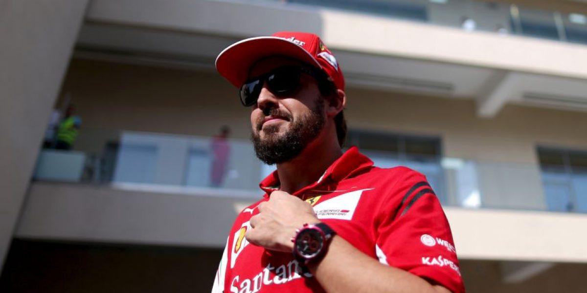 La conmovedora despedida de Ferrari a Fernando Alonso