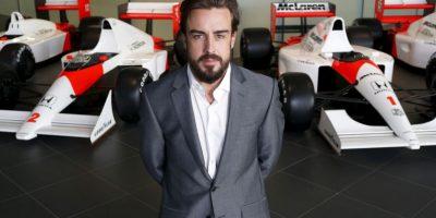 La próxima temporada correrá en McLaren Foto:Getty