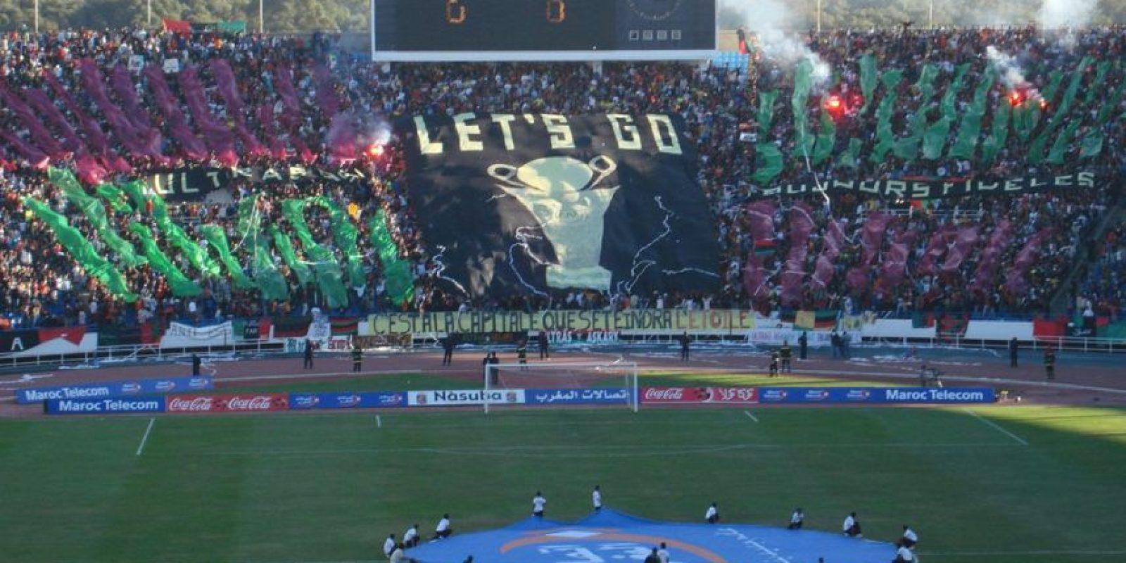 Y el partido de semifinales se jugará en el Estadio de Marrakech, la otra sede del Mundial de Clubes Foto:Wikipedia
