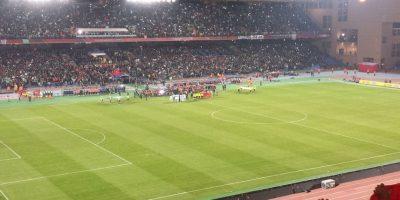 El Estadio Moullay Abdellah no resistió las inclemencias del clima Foto:Wikipedia