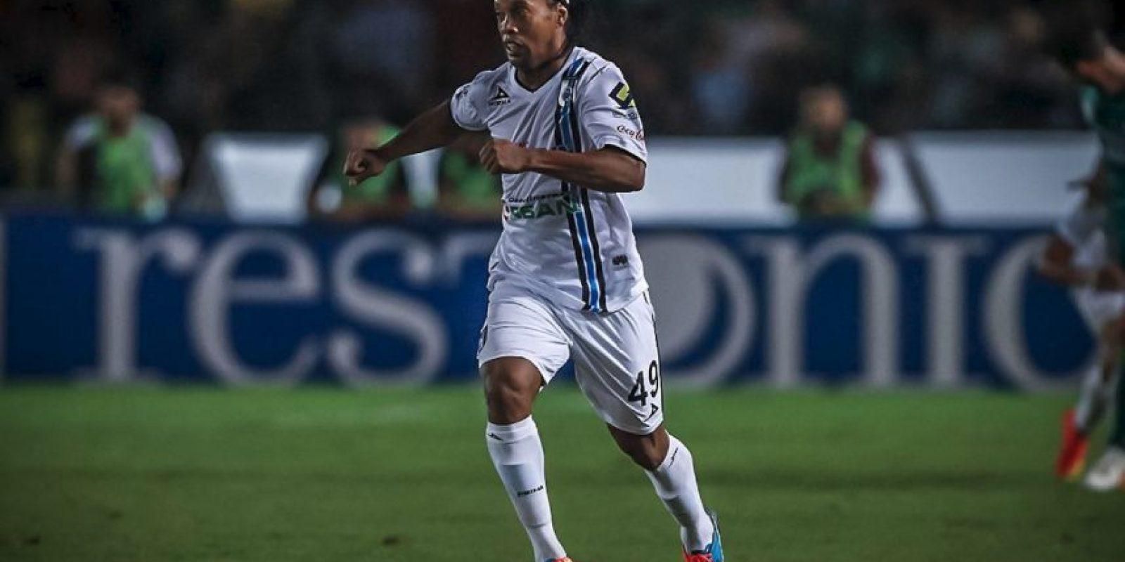 Luego del interés que generó Dinho en México Foto:Facebook: Ronaldinho Gaucho