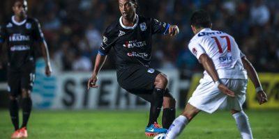 Con su llegada al Querétaro Foto:Facebook: Ronaldinho Gaucho