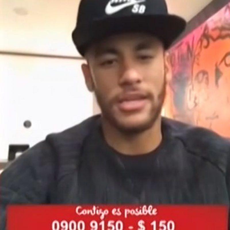 Neymar Foto:Youtube: SubrayadoHD