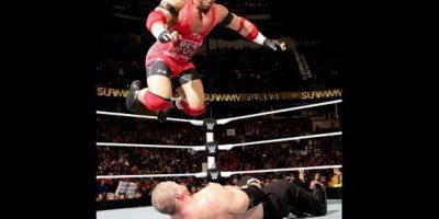 Ryback Foto:WWE