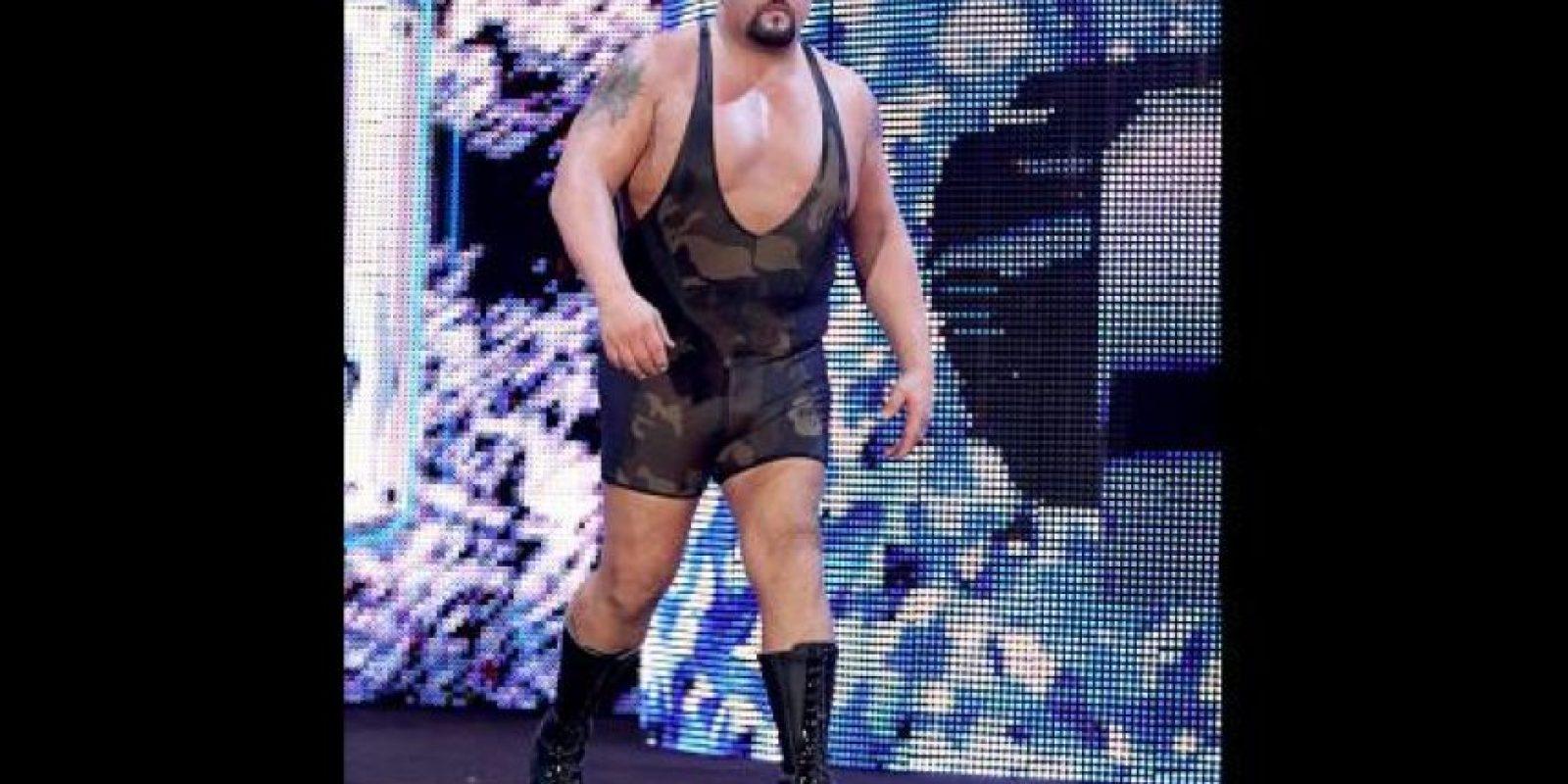 Peleará con el Big Show en un combate de escaleras Foto:WWE
