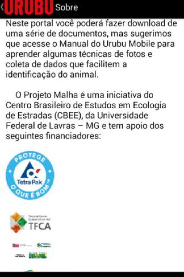 8. Bager fundó el Centro Brasileño para el Estudio de la Ecología de Carreteras. Foto:Captura de pantalla