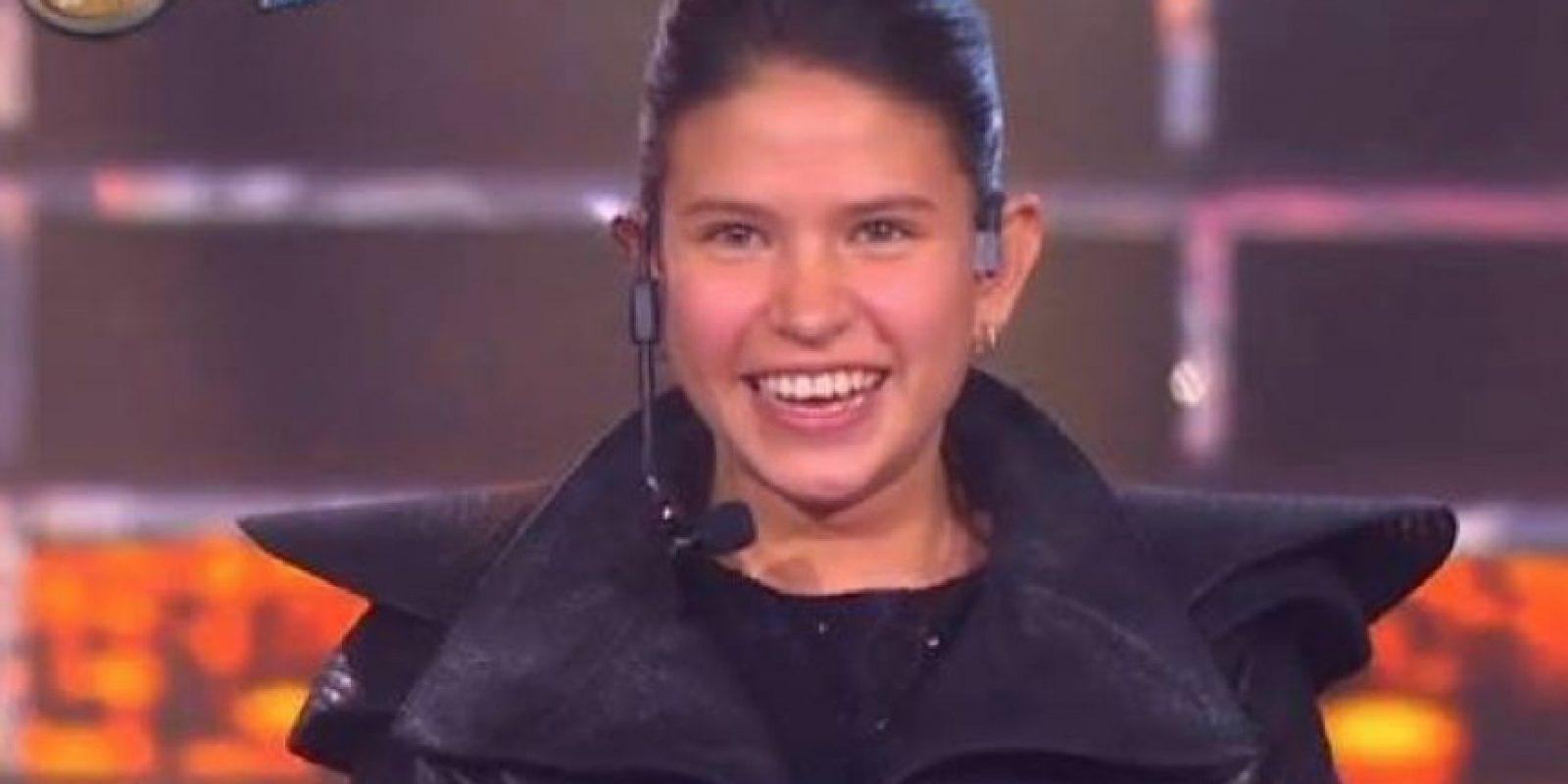 Esto debido a que su padre le prohibía cantar, pues le decía: Foto:Vía Facebook.com/KarlaHerrarteOficial
