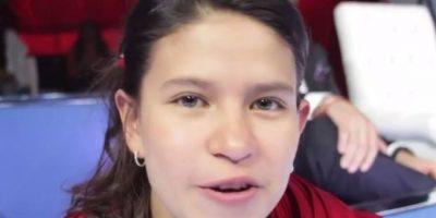 2. Es originaria del municipio de Amatitlán al Sur de la Ciudad de Guatemala. Foto:Vía Facebook.com/KarlaHerrarteOficial