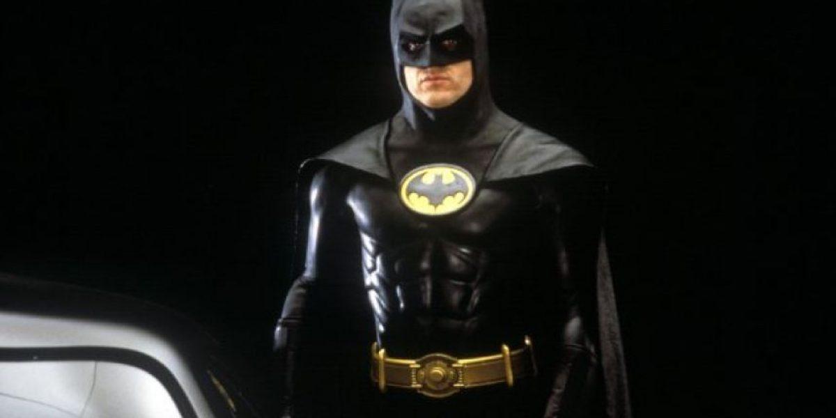 Michael Keaton le dice a Ben Affleck que él es Batman