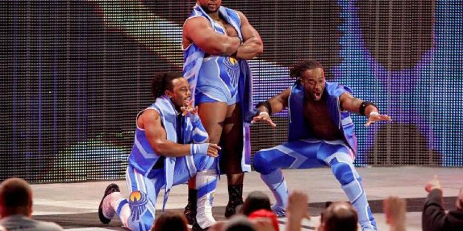 En el kickoff aparecerá el equipo The New Day Foto:WWE