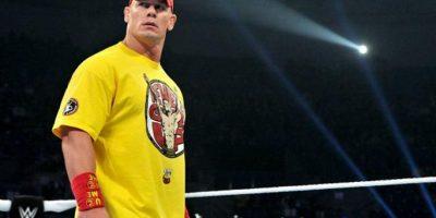 John Cena peleará contra Seth Rollins Foto:WWE