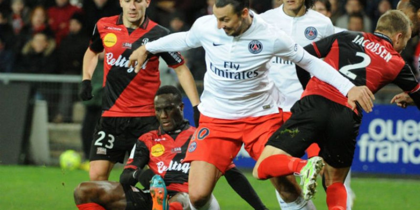 El jugador del Paris Saint-Germain tendrá su propia marca de ropa deportiva. Foto:AFP