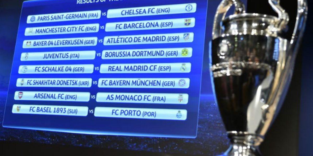 El Barcelona y el Chelsea tendrán a los rivales más complicados