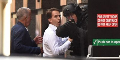Ataque en Sidney, Australia Foto:AFP