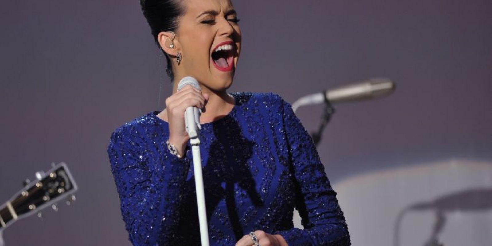 Katy Perry es la cantante con más seguidores en la red social del pajarito