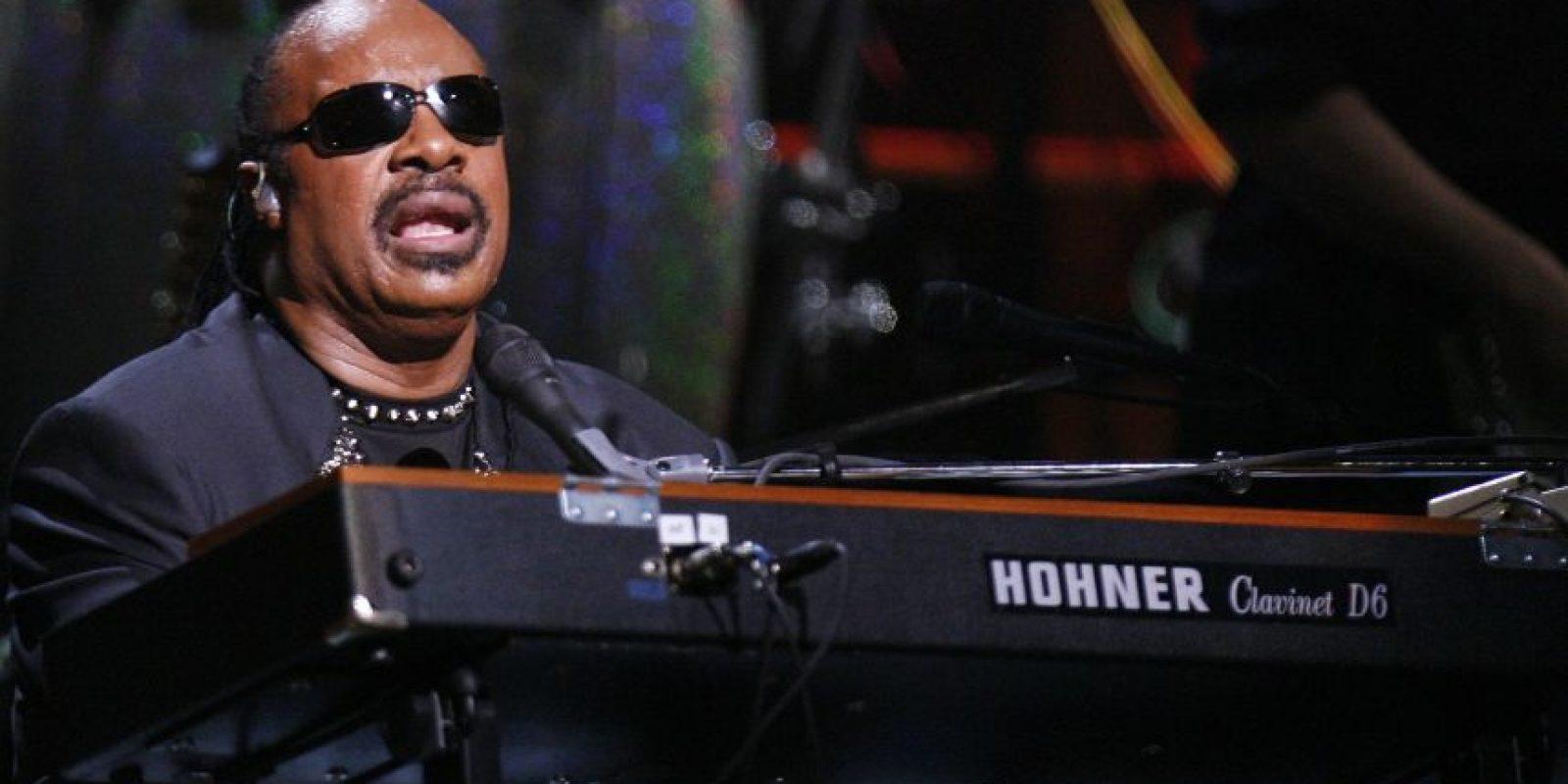 El cantautor ciego de 64 años ha ganado 25 premios Grammy