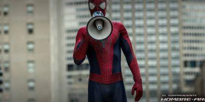 Es el último actor que le ha dado vida al arácnido Foto:Facebook/Hombre Araña