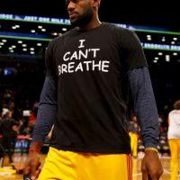 LeBron James, de los Cavaliers de Cleveland Foto:Getty Images