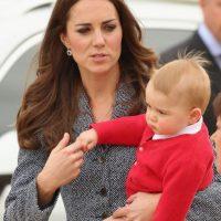 Después, los Duques y su hijo regresarán probablemente a la comodidad de su nueva casa de campo Foto:Getty Images