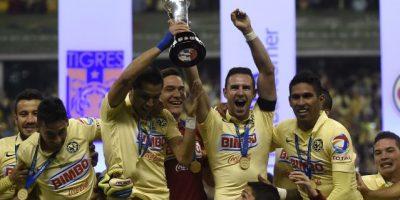 El América celebra como el máximo ganador de títulos en México