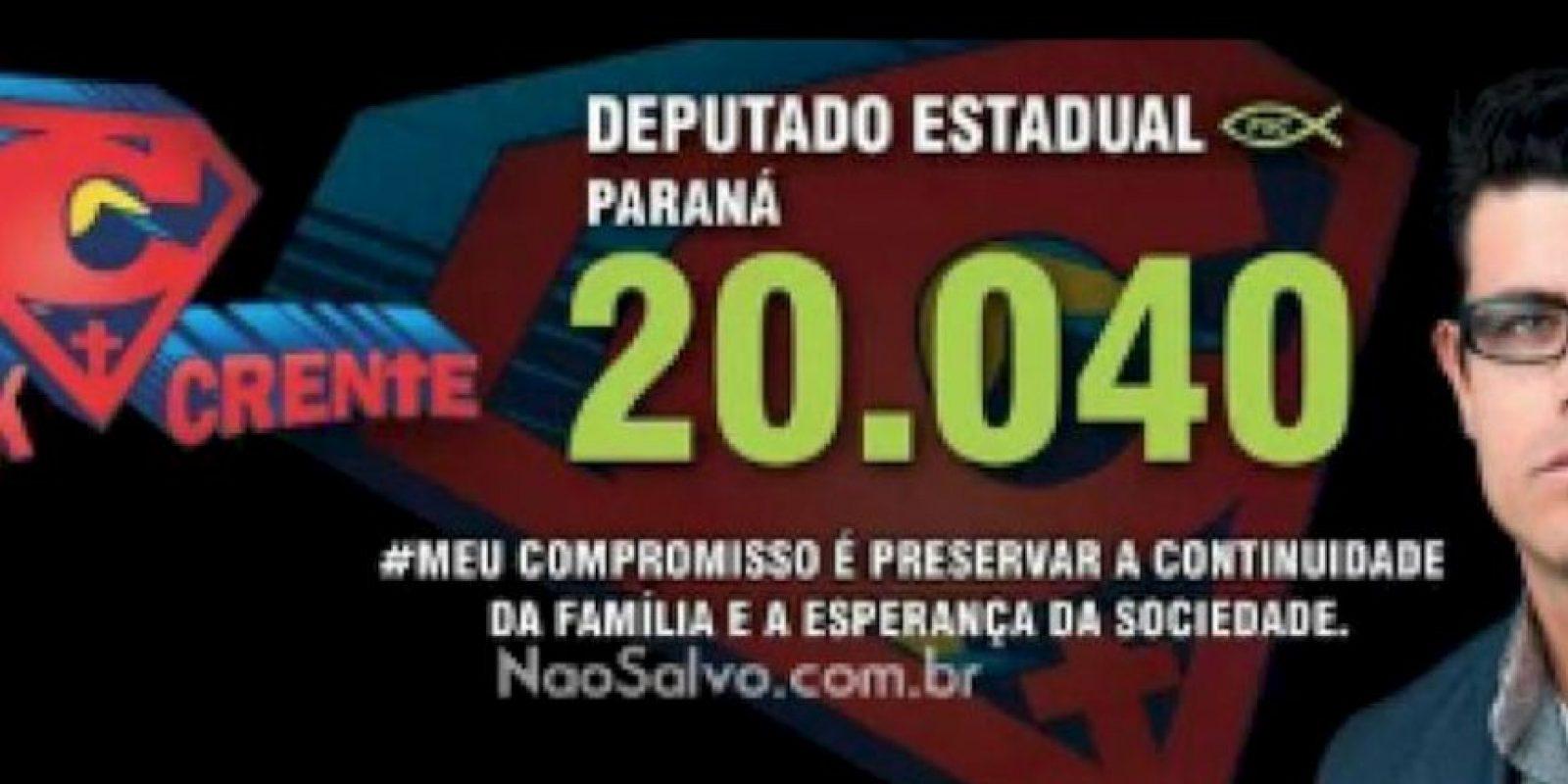 Elecciones de Brasil Foto:Naosalvo.com.br