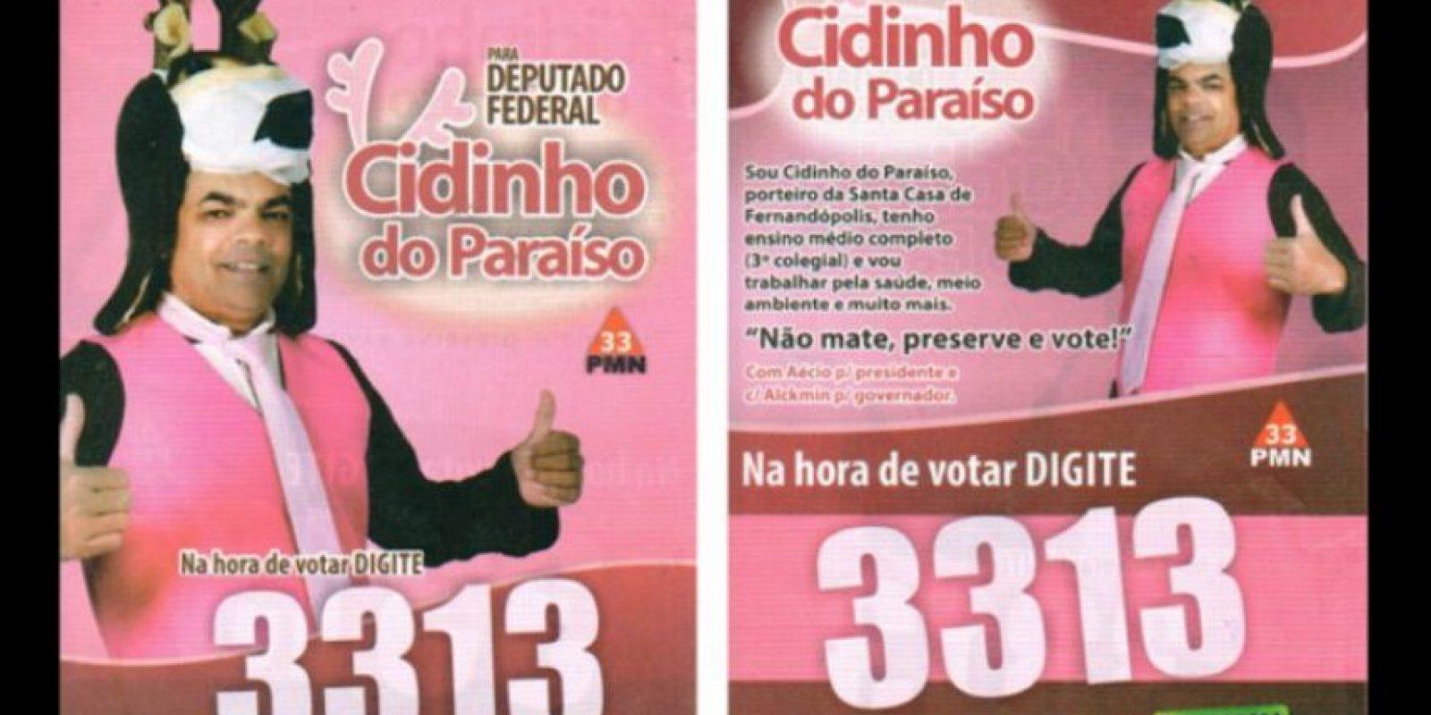 Elecciones de Brasil Foto: Naosalvo.com.br