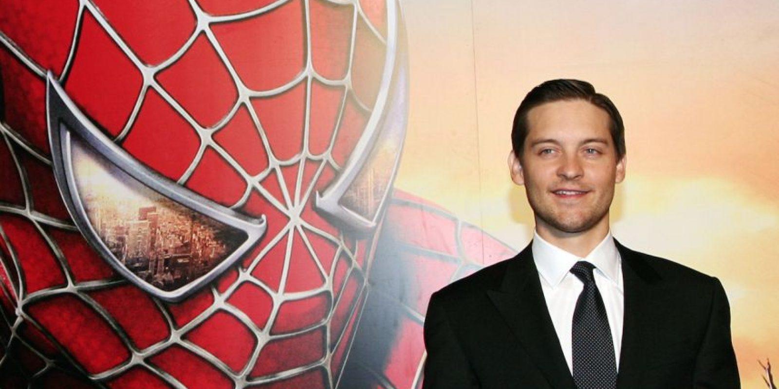 """A partir de 2002 se convirtió en el """"Hombre Araña"""". Foto:Getty Images"""
