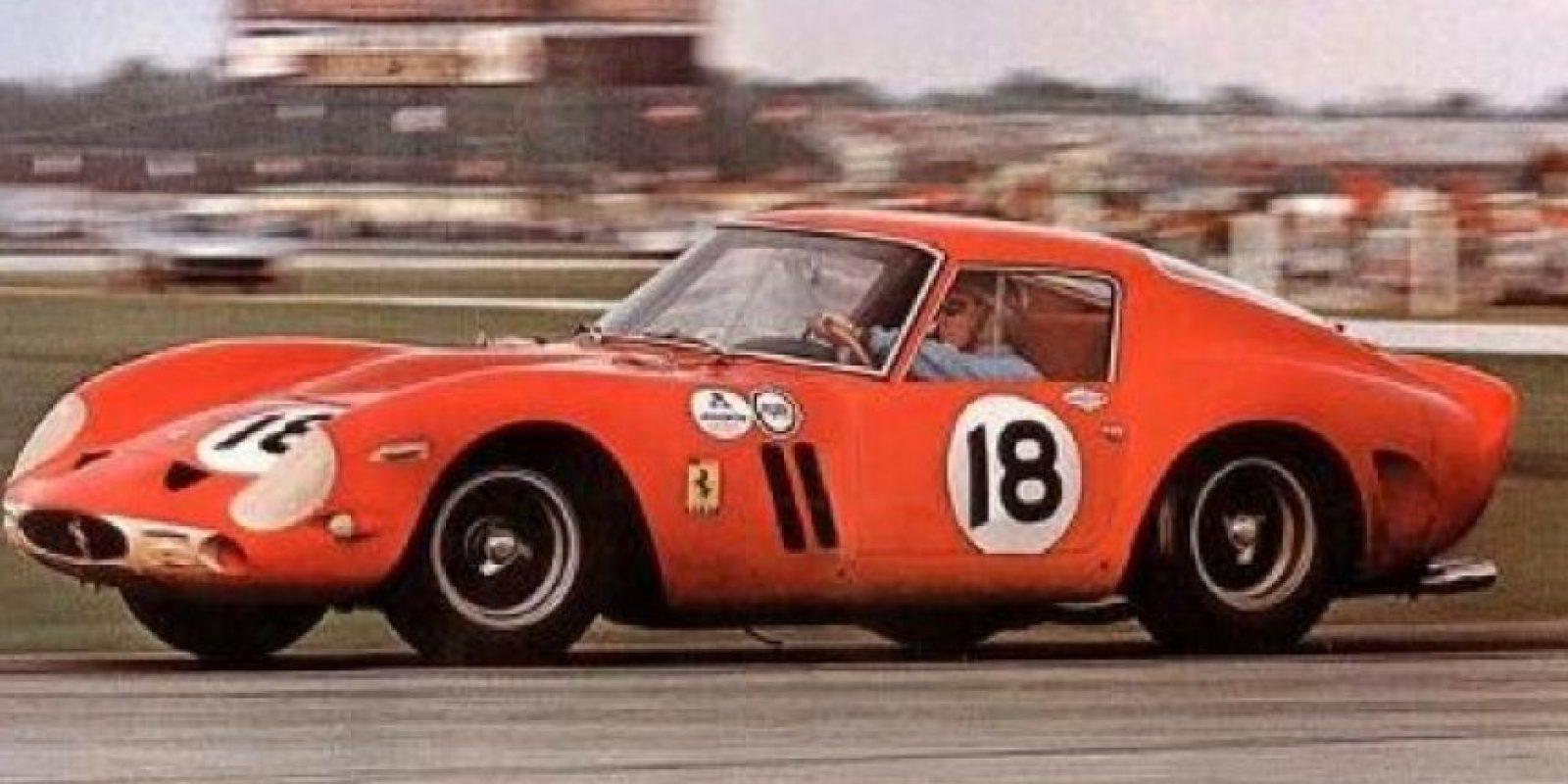 Sexto lugar fue la mejor posición de Pedro con Ferrari. Foto:Twitter