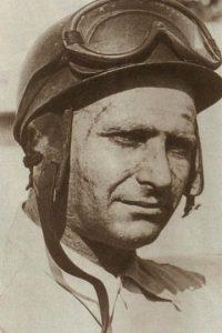 Juan Manuel Fangio, piloto argentino (1956, 1958). Foto:Twitter