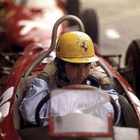 Ricardo Rodríguez, piloto mexicano (1961-1962). Foto:Twitter