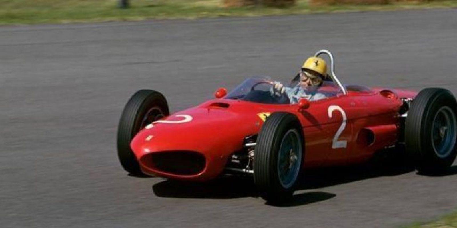 Ricardo se convirtió en el piloto más joven en participar en un Gran Premio de Fórmula Uno con 19 años y 208 días. Foto:Twitter