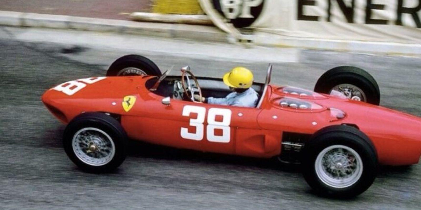 En el mundial de 1961 terminó en el duodécimo lugar. Foto:Twitter