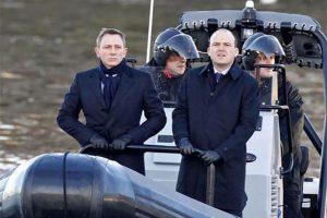 """¡Ooops! Filtraron el guion de """"Spectre"""", la nueva cinta de James Bond Foto:Agencias"""