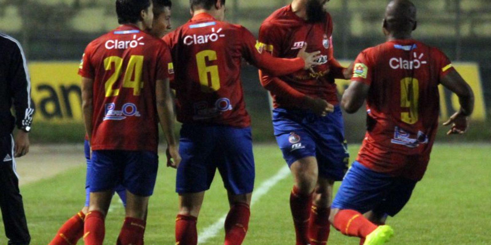 Municipal alcanzó el boleto a la final luego de haber superado a Marquense. Foto:rojos.com