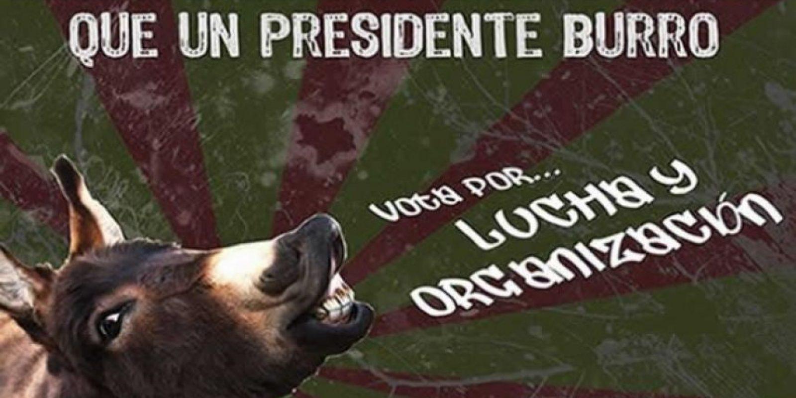 Elecciones de México Foto:Facebook