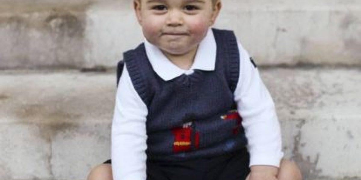 ¿Cuánto cuesta vestir al príncipe George?