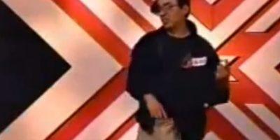 """Federico es un colombiano que participó en el """"Factor X"""" de 2005 Foto:RCN"""