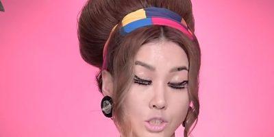 Tal y como los spots orientales u otros videos, el nivel de surrealismo sobrepasa todo límite Foto:Youtube/WangRong