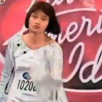 """Pluma Volátil"", venezolana, se hizo famosa en una audición de Latin American Idol Foto:Youtube"