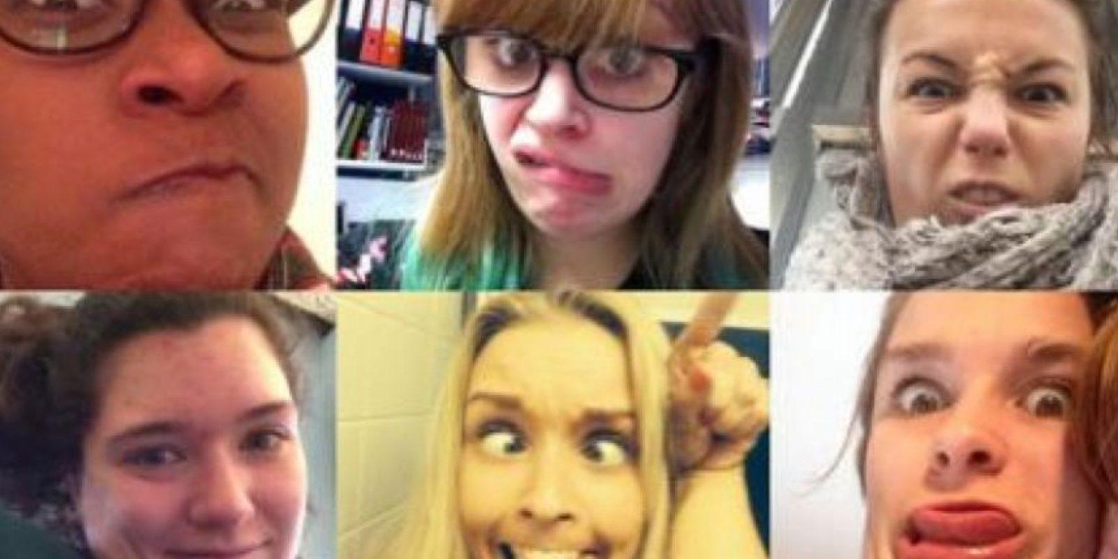 Mujeres de todo el mundo suben su fotografías. Foto:Ugly Girls Club/Facebook