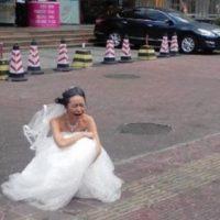 Prácticamente, era un mujeriego y todo quedó en las redes sociaels chinas. Foto:Weibo